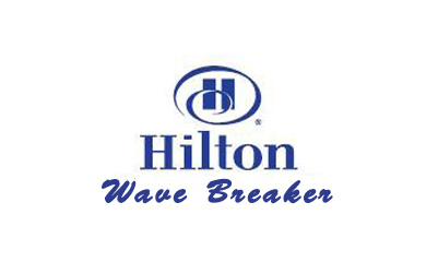 CCE® - Commercial Catering Equipment LLC. Dubai, United Arab Emirates | Hilton - Wave Breaker